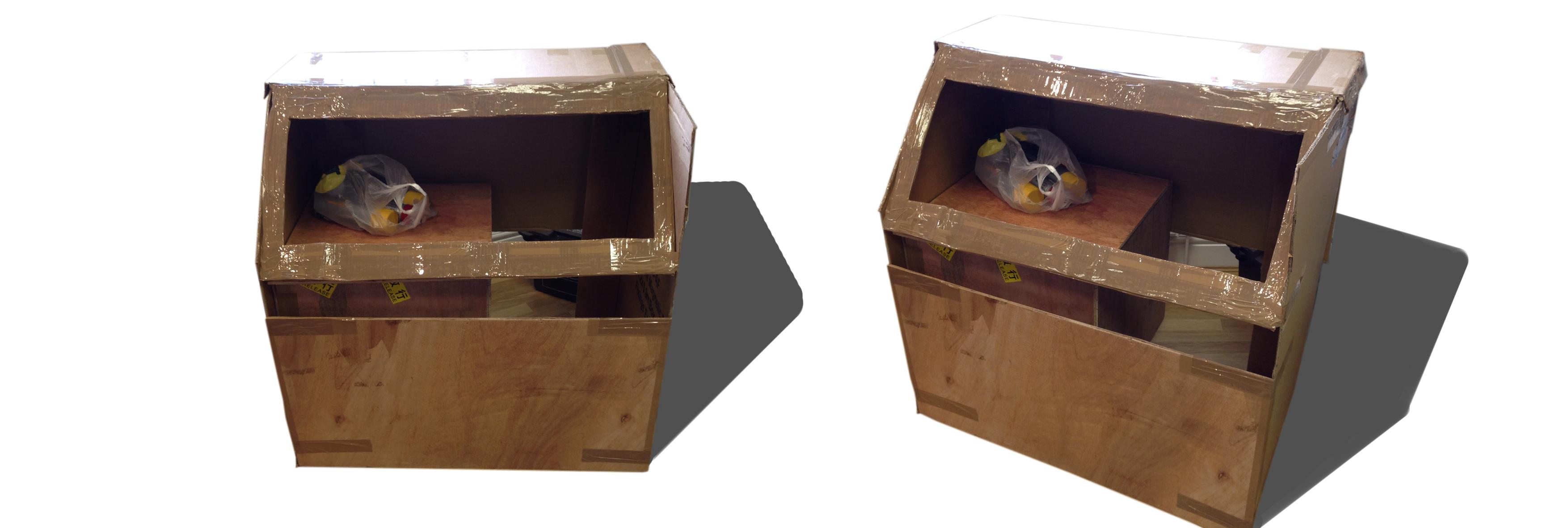 Shopbox Cardboard