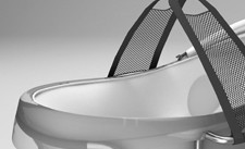 Moses basket product design