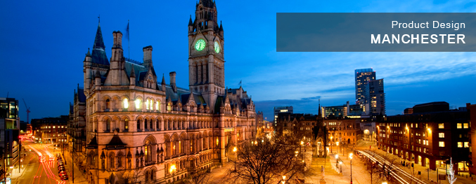Product Design Manchester